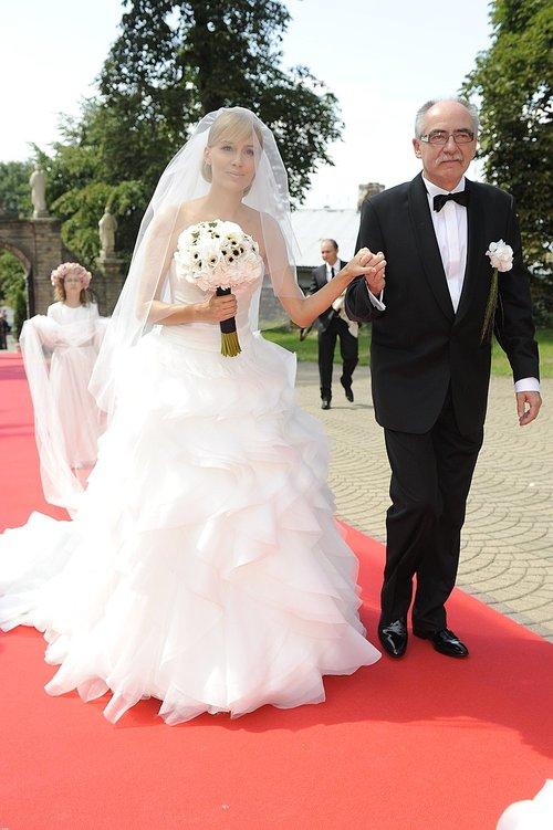 Agnieszka Popielewicz bierze dzi� �lub z Grzegorzem Hy�ym