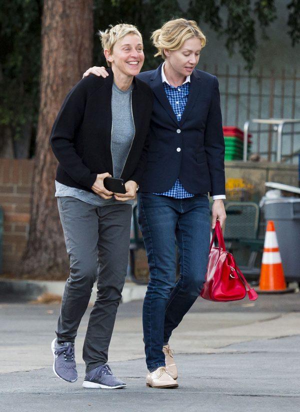 Ellen DeGeneres i Portia De Rossi MAJĄ DZIECKO