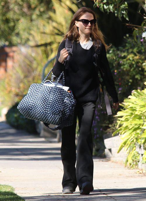 Natalie Portman ma problemy ze zdrowiem?