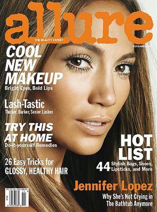 Jennifer Lopez w Allure (FOTO)