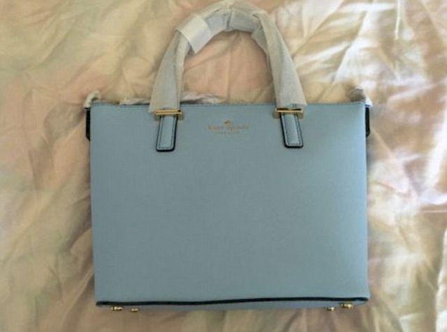 Ta torebka PODZIELIŁA Internautów! Jest niebieska, czy biała?