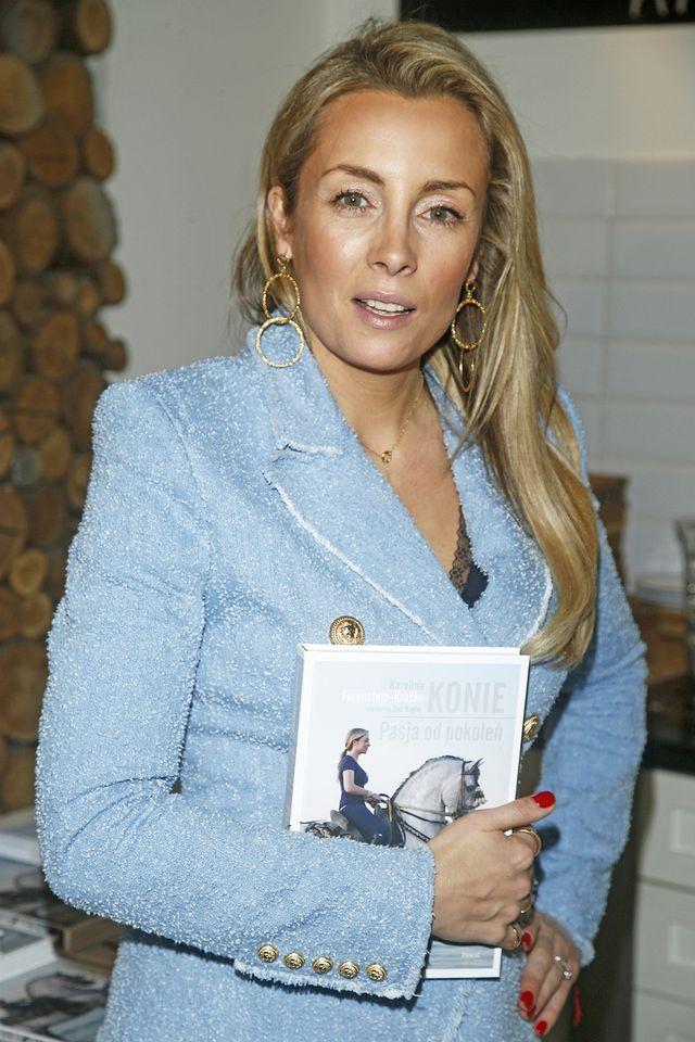 Karolina Ferenstein-Kraśko ma po Agencie DUŻO nowych znajomych (ZDJĘCIA)