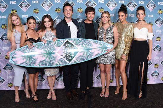 Gwiazdy na rozdaniu nagr�d Teen Choice 2016 (FOTO)