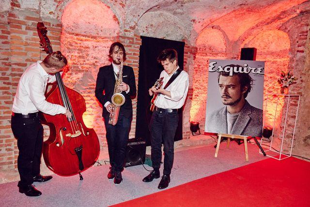 Pierwsza impreza magazynu Esquire (FOTO)