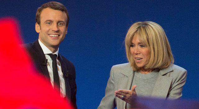 Pierwsza Dama Francji – Brigitte Macron jest starsza od prezydenta o 24 lata!