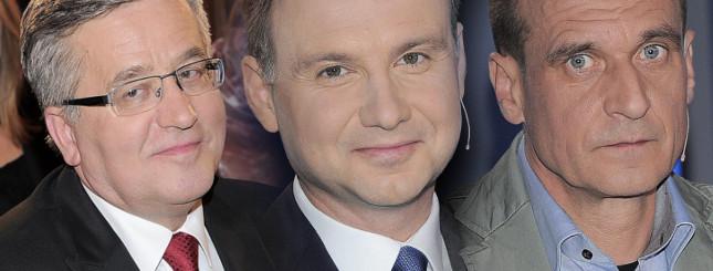 Andrzej Duda przed Bronisławem Komorowskim – będzie 2. tura