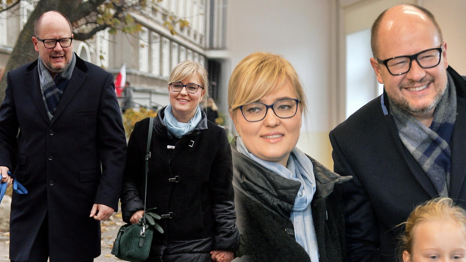 Żona rannego prezydenta Gdańska, Pawła Adamowicza, wraca z Londynu do kraju