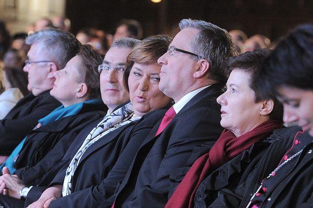 Artyści na koncercie poświęconym papieżowi (FOTO)