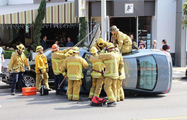 Phoebe Price lansowa�a si� na tle wypadku (FOTO)