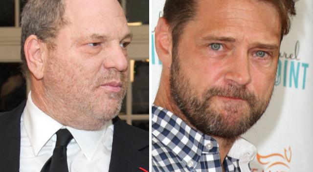 Jason Priestley UDERZYŁ W TWARZ Weinsteina