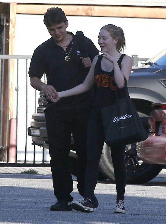 Prince Jackson przyłapany z nową dziewczyną (FOTO)