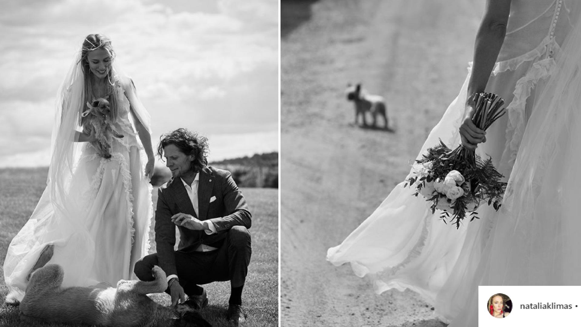 Natalia Klimas wyszła za mąż!
