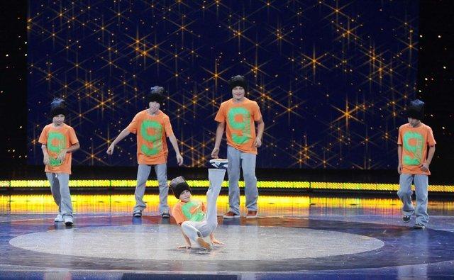 9-letni bboye wymiatają w Tylko taniec [VIDEO]