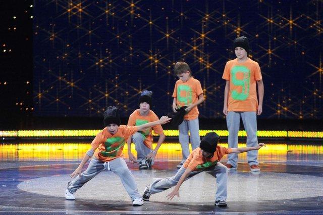 9-letni bboye wymiataj� w Tylko taniec [VIDEO]