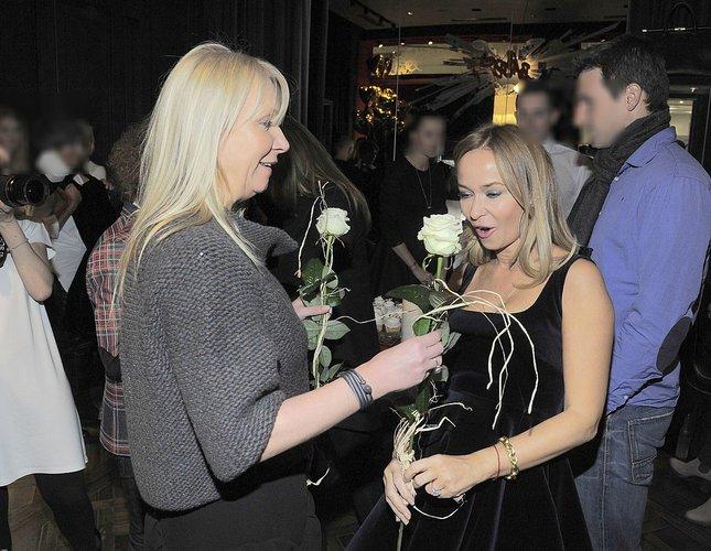 Joanna Przetakiewicz zorganizowała świąteczne party (FOTO)