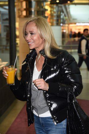 Joanna Przetakiewicz już po urlopie? (FOTO)