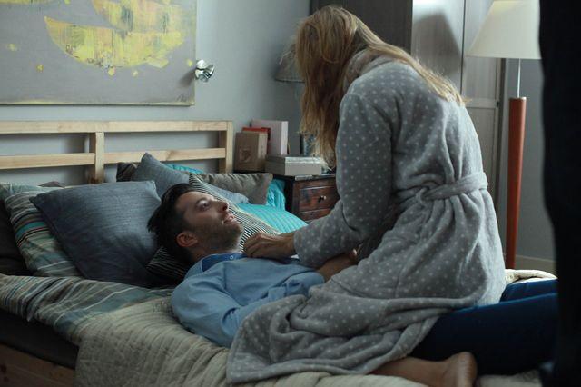 Socha w łóżku z Bobkiem (FOTO)
