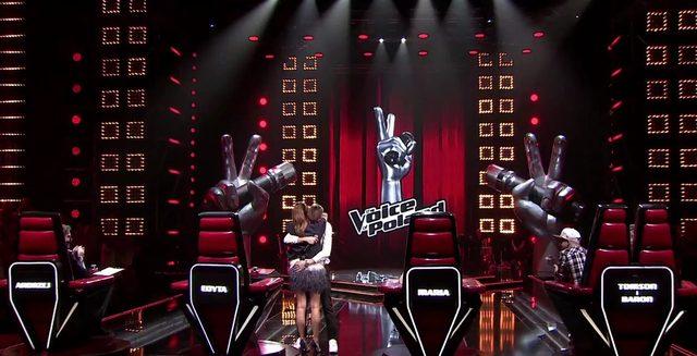 Adrian Wojtków w The Voice złapał Edytę Górniak ZA PUPĘ [VID