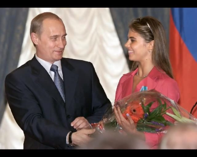 Alina Kabajewa, partnerka Putina, urodziła dziecko?
