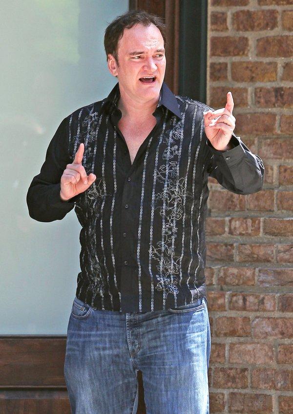 Quentin Tarantino: Najodpowiedniejszą dziewczyną dla mnie...