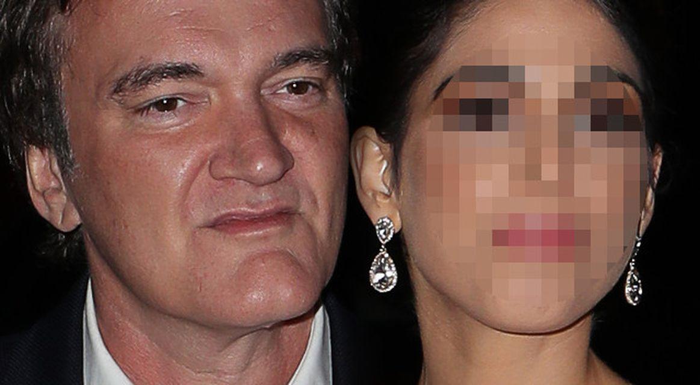 ZARĘCZYNOWA impreza Quentina Tarantino i jego narzeczonej (ZDJĘCIA)
