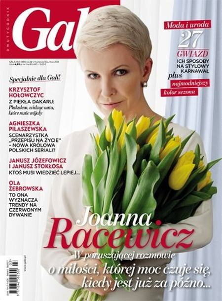 Joanna Racewicz 3 lata po tragedii (FOTO)