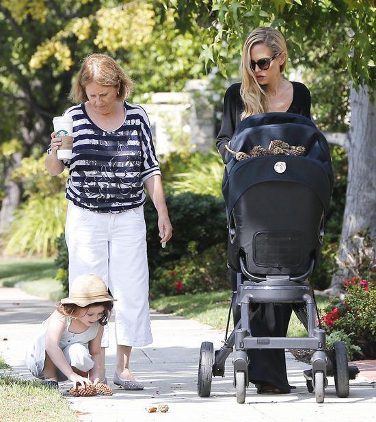 Rachel Zoe nie radzi sobie sama z dwójką dzieci? (FOTO)