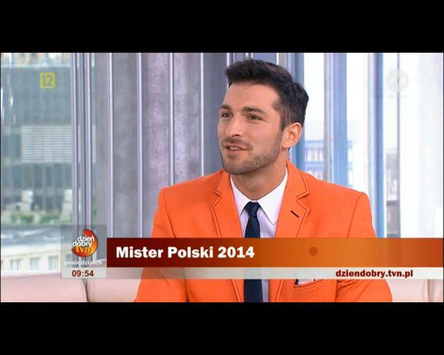 Rafał Maślak - poznajcie Mistera Polski 2014 (FOTO)