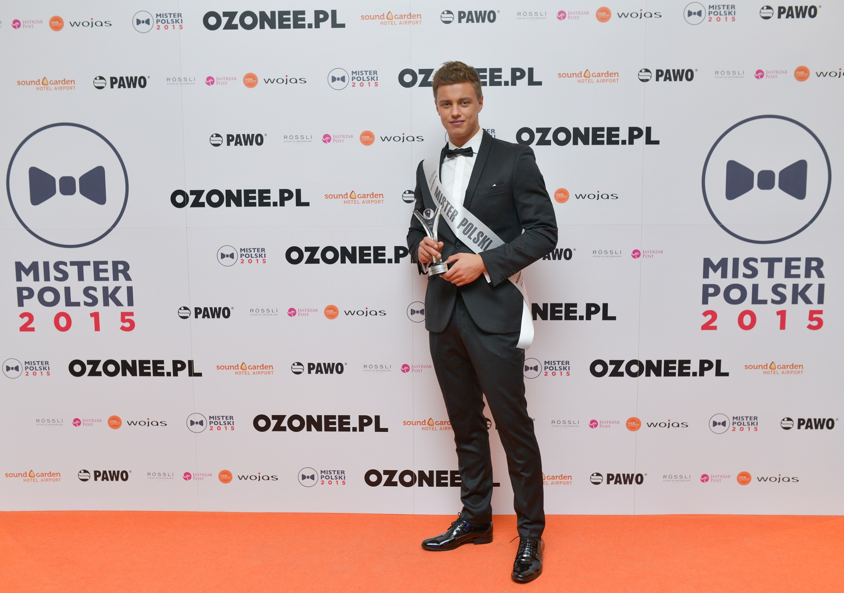 Maślak, posuń się - kim jest Rafał Jonkisz, nowy mister 2015