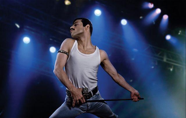 WOW! Rami Malek jako Freddie Mercury robi wrażenie