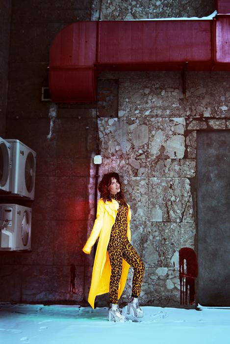 Ramona Rey przegania zimę (FOTO)