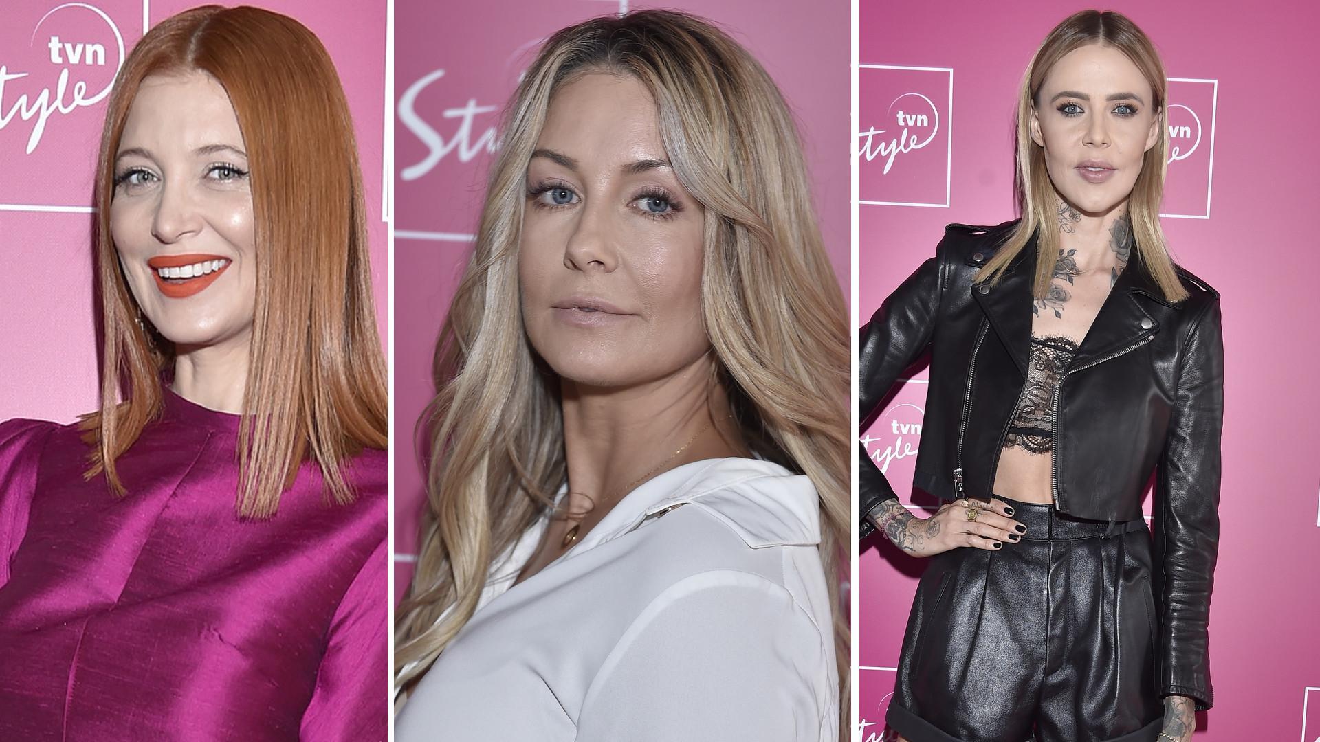 Rozenek-Majdan, Gabi Drzewiecka, Kalczyńska i inne twarze TVN Style na ramówce