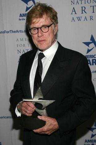 Robert Redford odznaczony przez Sarkozy'ego