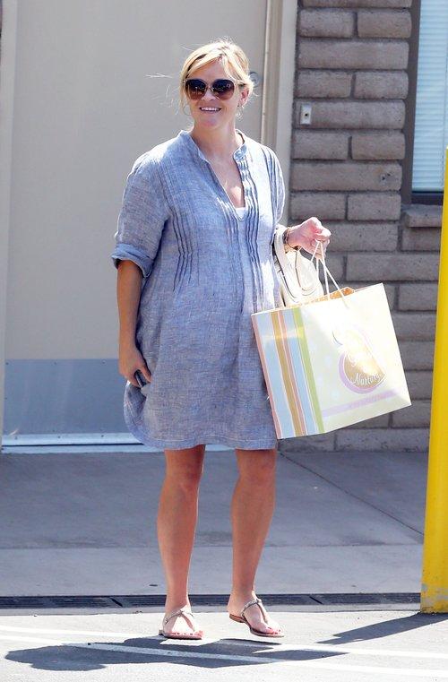Reese Witherspoon: Zapomniałam, co to są szpilki (FOTO)