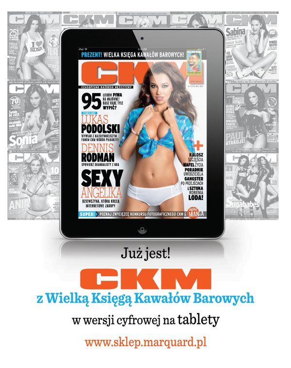 Angelika Wachowską gwiazdą nowego CKM (FOTO)