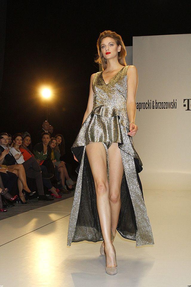 Dziewczyna Kuby Wojewódzkiego pokazała świetne nogi (FOTO)