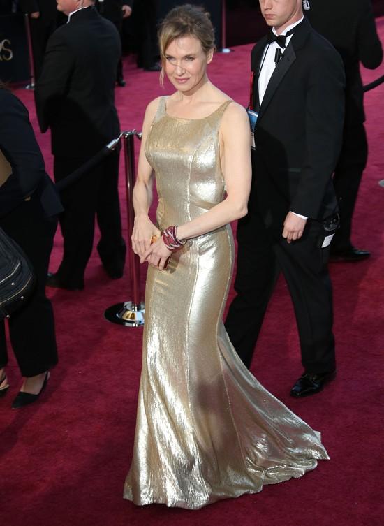 Czy Renee Zellweger  była pijana na Oscarach?