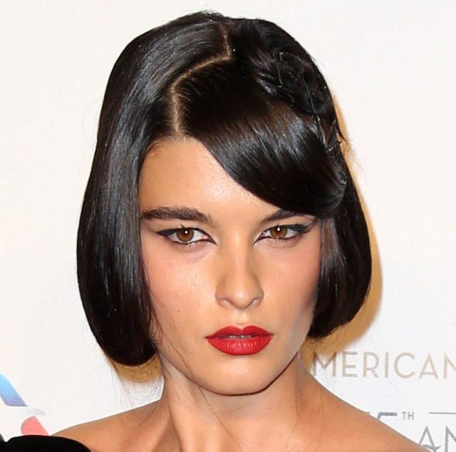 Ten makijaż to jej znak charakterystyczny (FOTO)