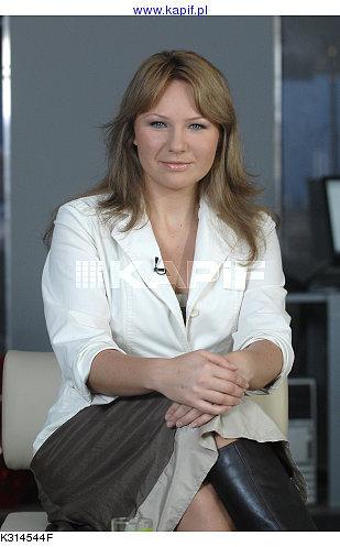 Anna Guzik w Tañcu z gwiazdami