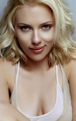 Scarlett Johansson i AIDS