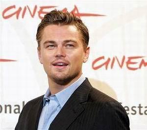 Leonardo DiCaprio tatusiem
