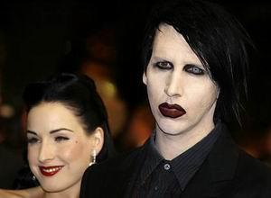 Manson się rozwodzi!