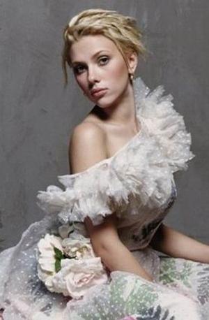Kapryśna Scarlett Johansson