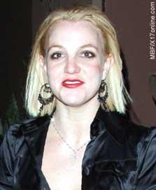 Brzydka Britney