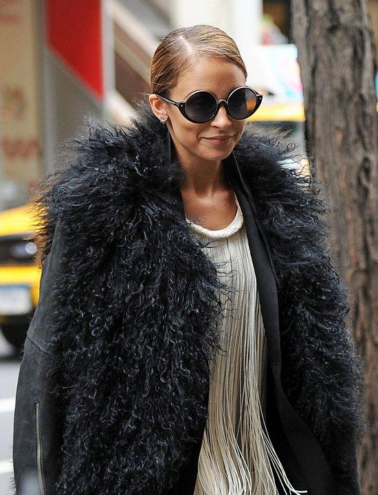 Nicole Richie, czyli modna mama na ulicach Nowego Jorku