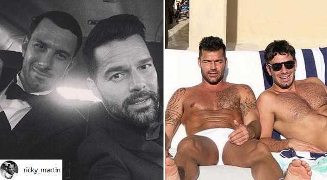 Ricky Martin wziął ślub! Bez obecności kamer i wielkiego przyjęcia