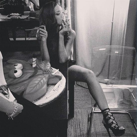 Impreza w stylu Rihanny