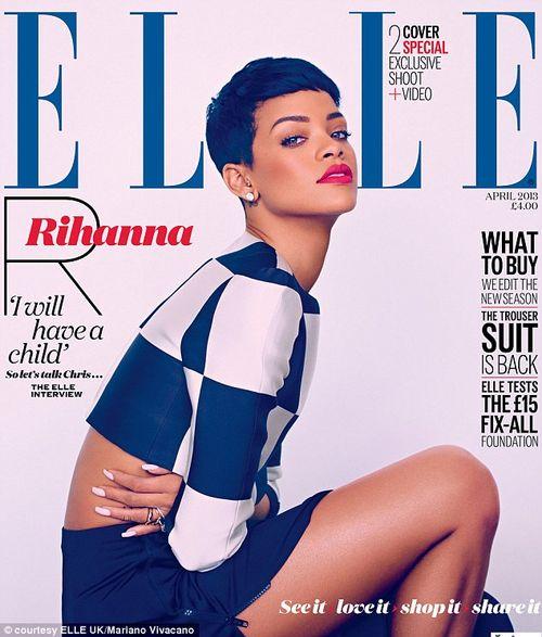 Rihanna będzie mieć dziecko w ciągu najbliższych pięciu lat?