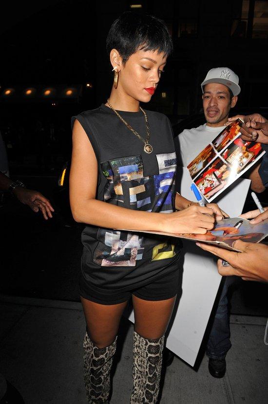Była dziewczyna Chrisa Browna: On wócił do Rihanny