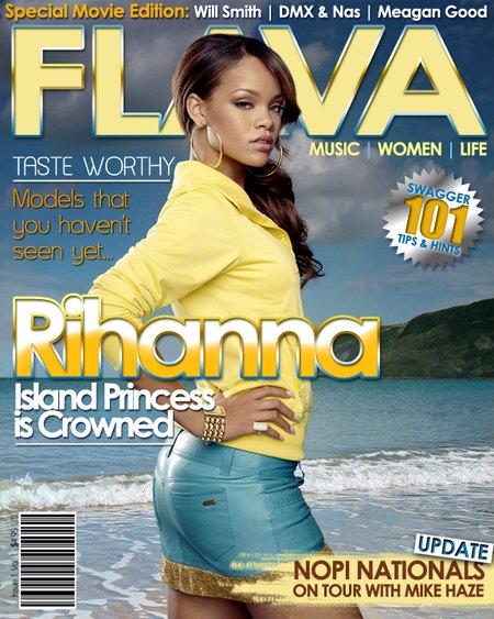 Rihanna dostanie milion dolarów za sesję dla Playboya?